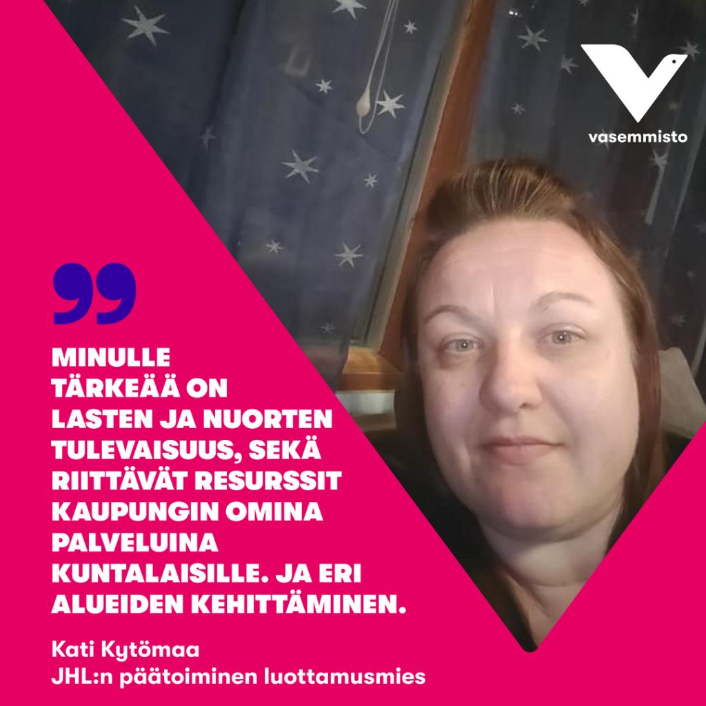Kati Kytömaa