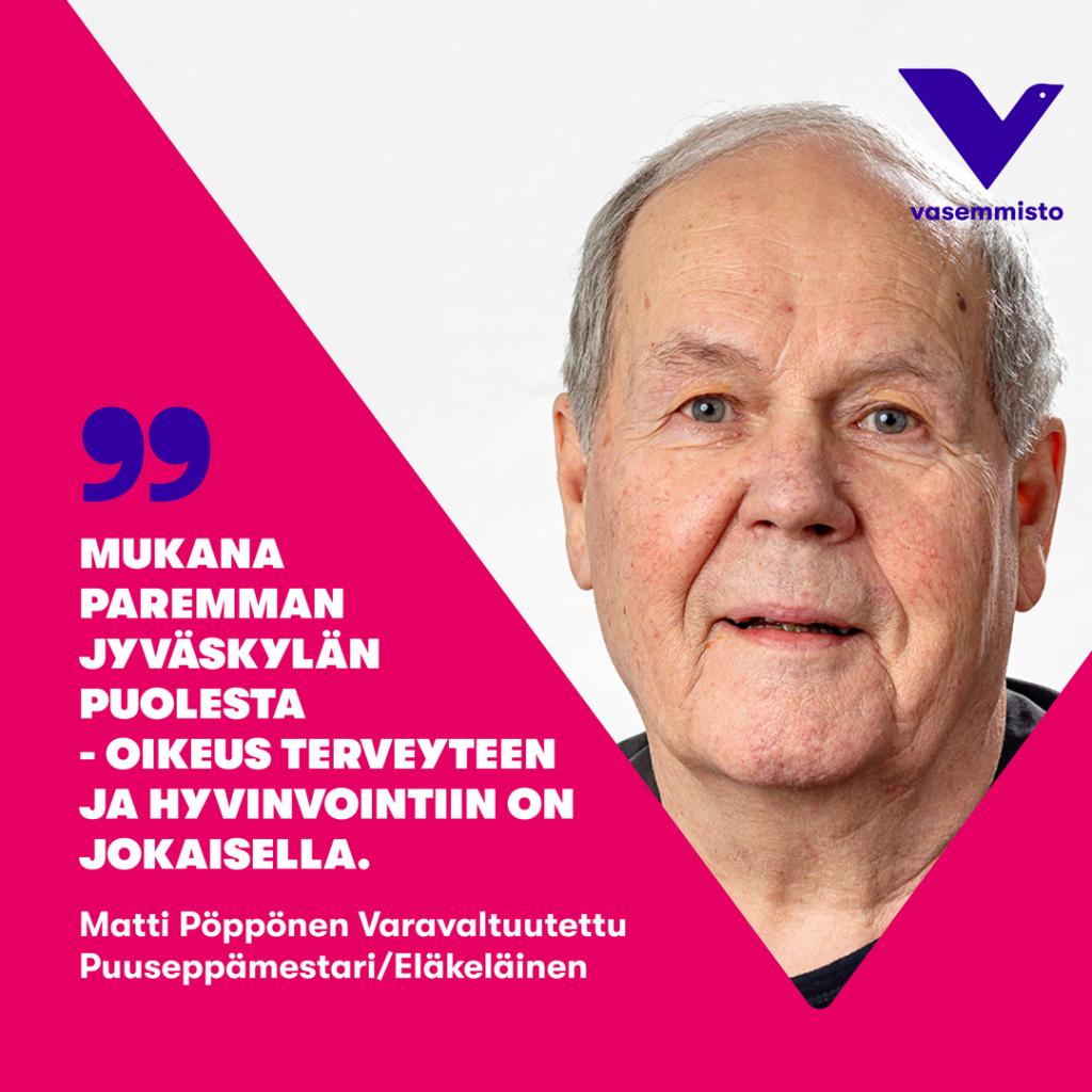 Matti Pöppönen