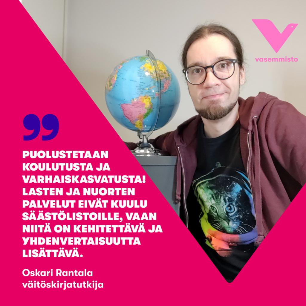 Oskari Rantala