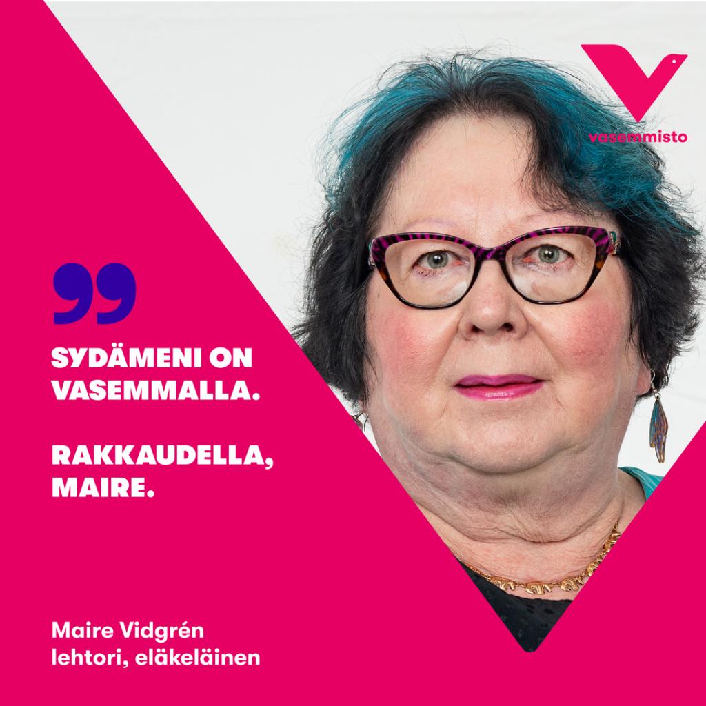 Maire Vidgrén